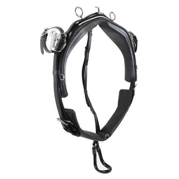 Star Tack training harness complete synthetic QH