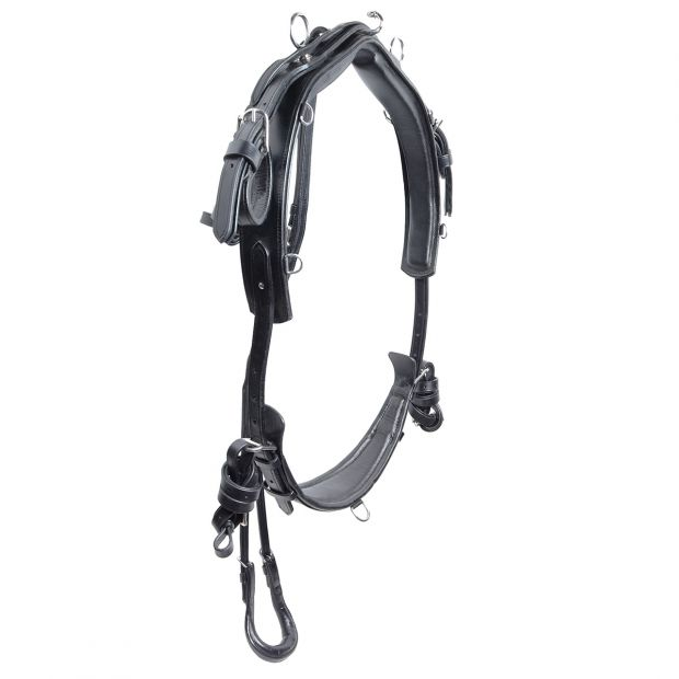GP-Tack Harness complete leather