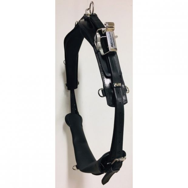 RW Harness TWisted3D Harness kit QH 8cm leather