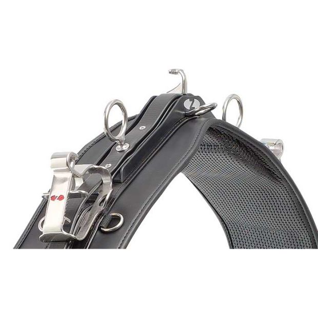 Zilco S7 Harness saddle QH synthetic