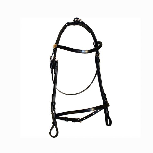 GP-Tack Training bridle