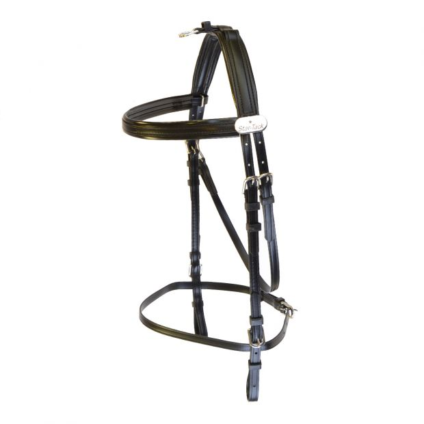 Star Tack Bridle synthetic