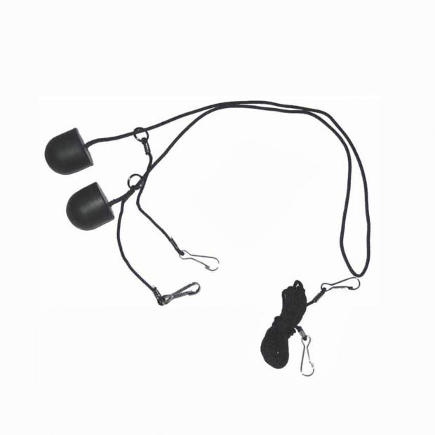 Jacks Barrier Ear plugs with cord