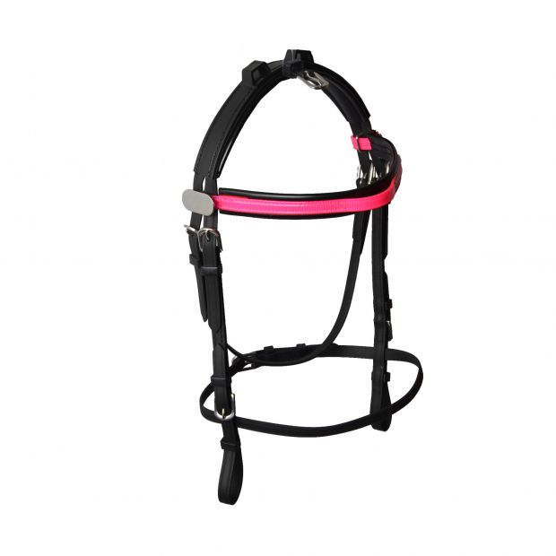 Star Tack Pony Bridle synthetic