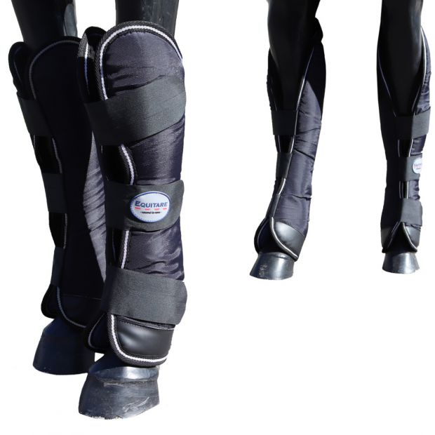 Best on Horse Shipping boots 4pcs/ set, set