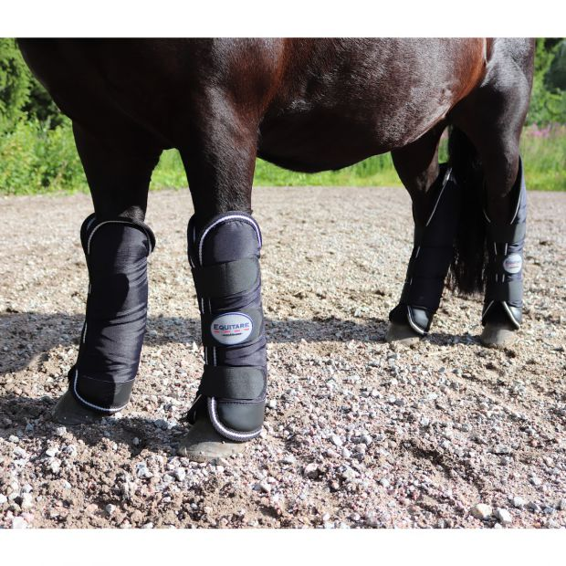 Best on Horse Shipping boots 4pcs/ set, set for ponies