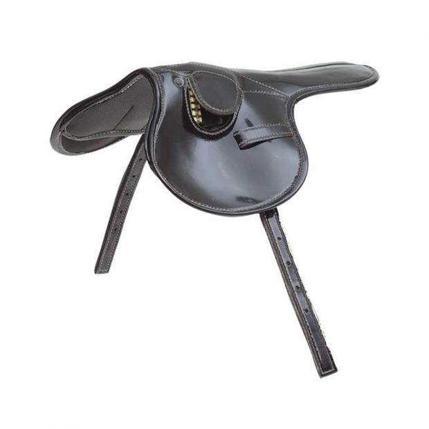 Zilco Monte Saddle 180g with Girth and Surcingle