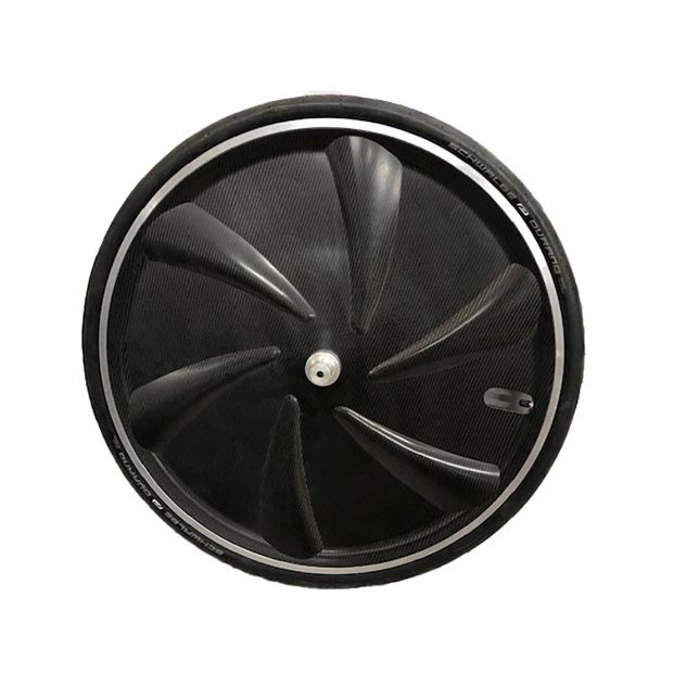 "Custom Sulky carbon wheel 28"", pc"