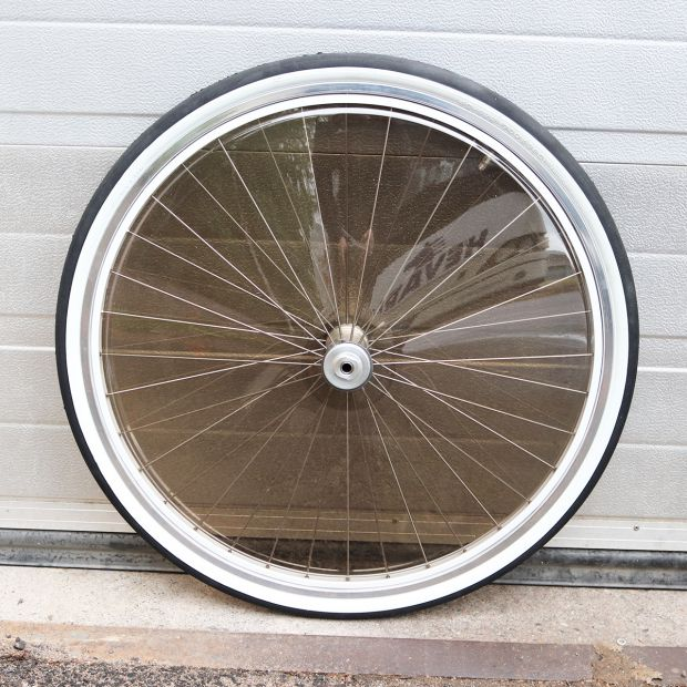 "Custom Sulky wheel 28"", pc"