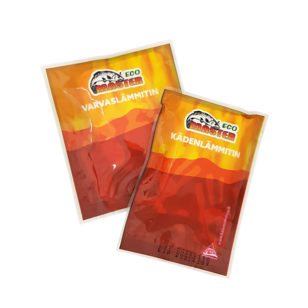 EcoMaster hand warmers, pair