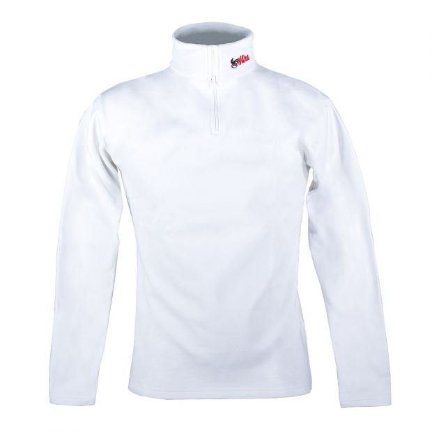 Mira Super Polo long sleeves with zipper