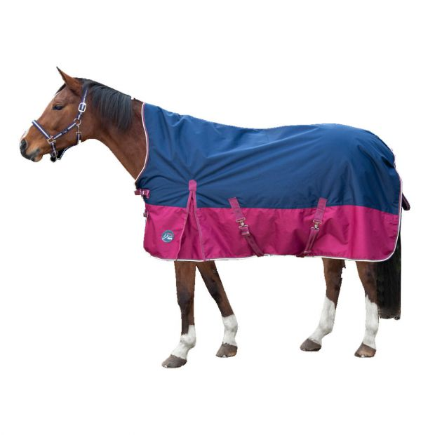 HKM Outdoor rug highneck with fleece lining