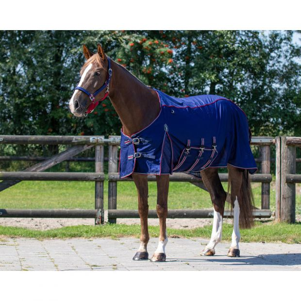 QHP Anti-fly rug Combo with neck