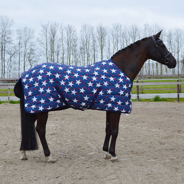 QHP Star Stable Rug 300 g