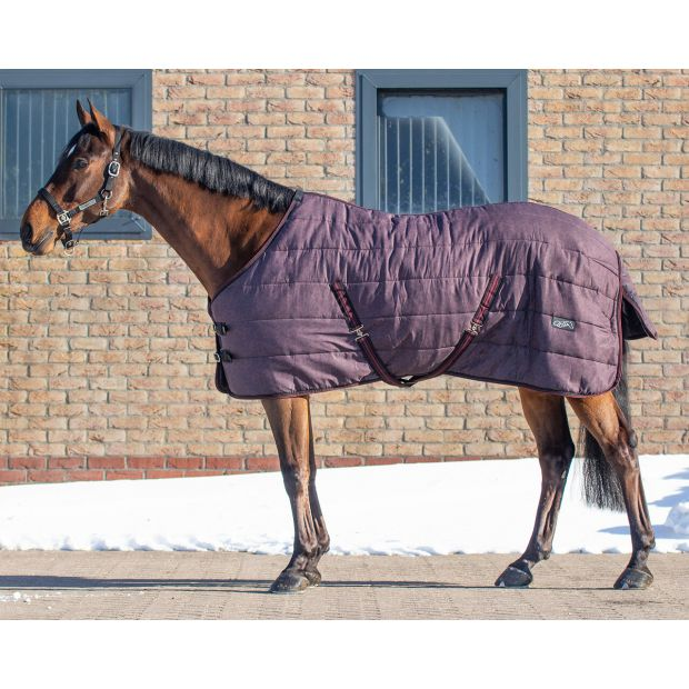 QHP Florals Stable Rug 200 g