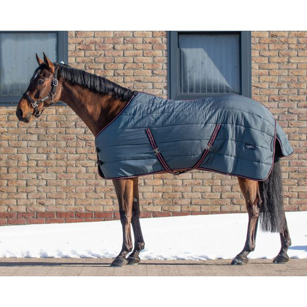 QHP Puzzle Stable Rug 200 g