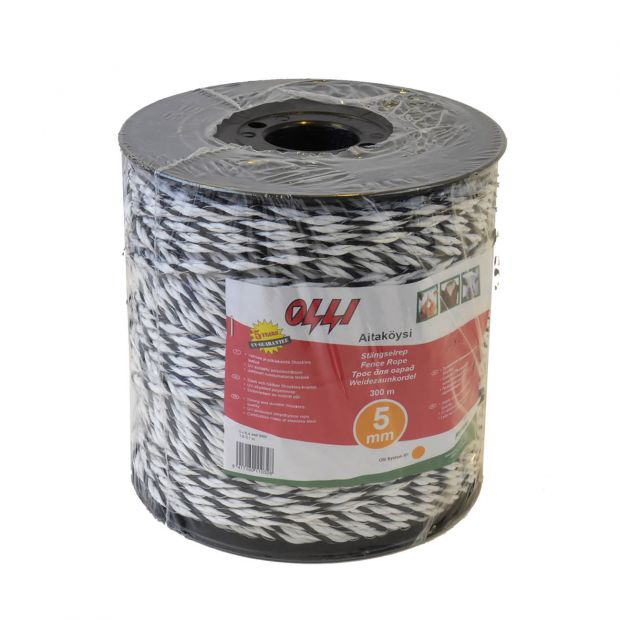 Olli Shockteq rope 5mm 300m
