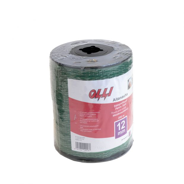Olli Shockteq Tape 12mm 200m