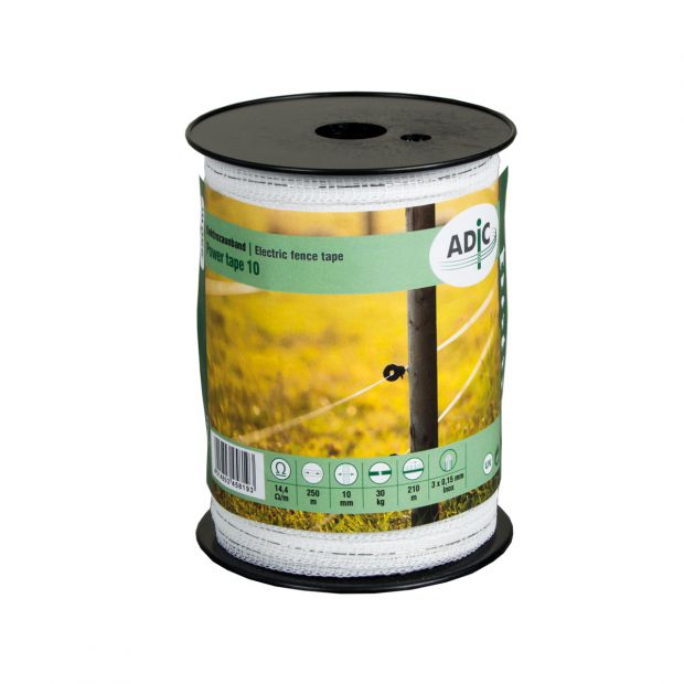 Adic Power Tape 10mm 250m
