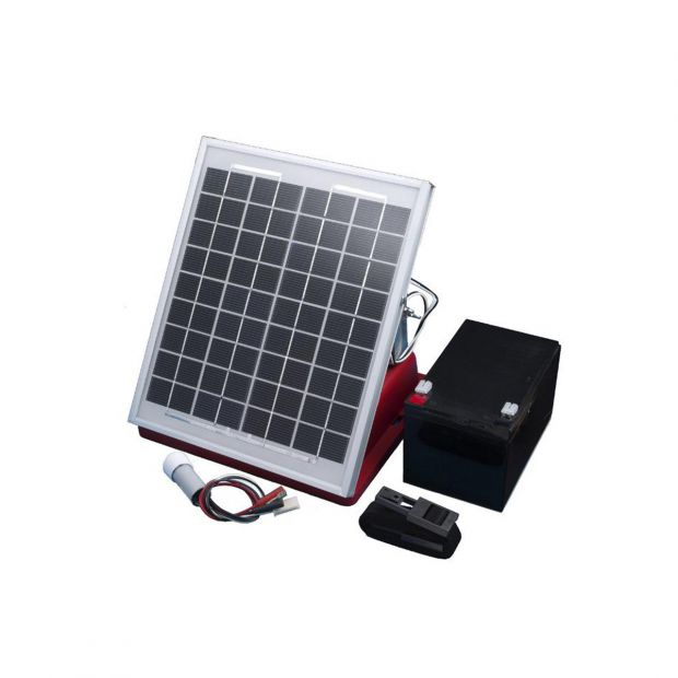 Olli Solar kit for 9.07B