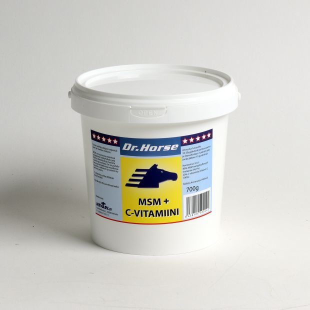 Dr. Horse MSM+vitamin C powder 700g