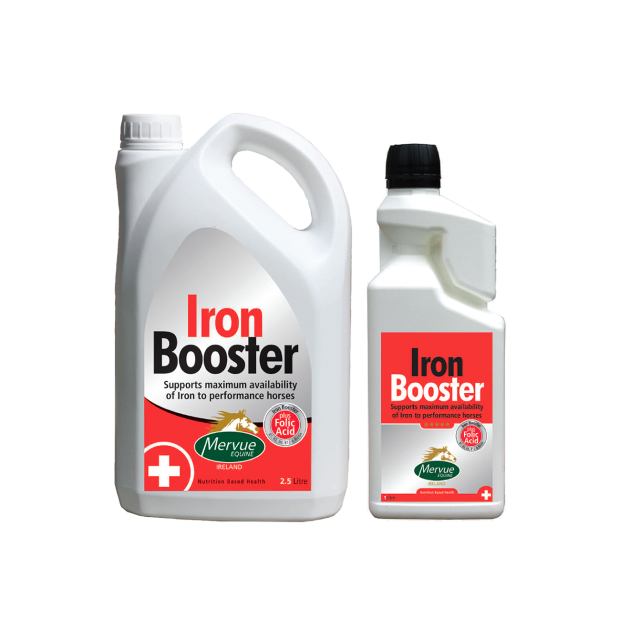 Mervue Equine Iron Booster liquid 2,5l