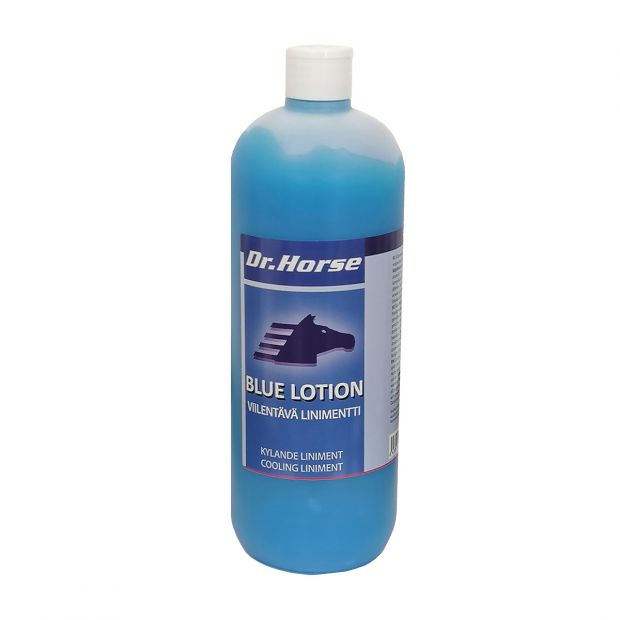 Dr. Horse Blue Lotion 1 l