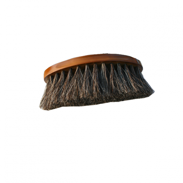Equitare Brush with long natural bristles