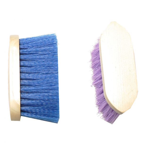 Equitare Dandy brush with long bristles