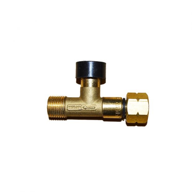 Safety valve to forge