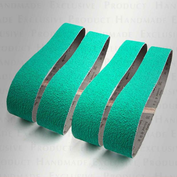 Steven Beane Sanding Box belt 1st Cut 4 pcs