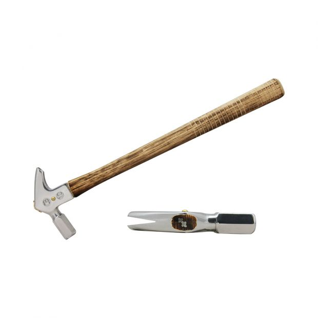 Jim Blurton Farrier hammer 280g 10 0z