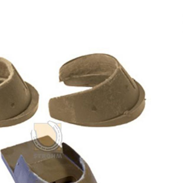 Dallmer Club Foot wedge correction shoe without glue