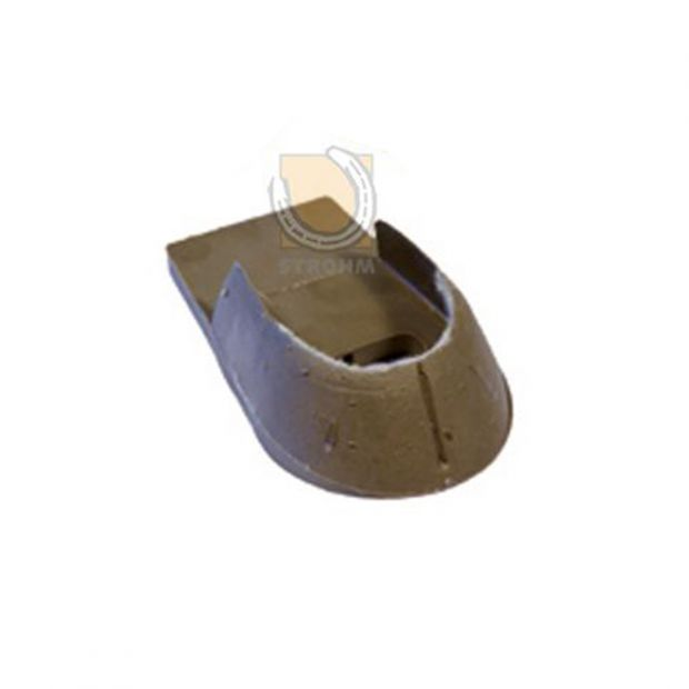 Dallmer Flaccidity correction shoe without glue