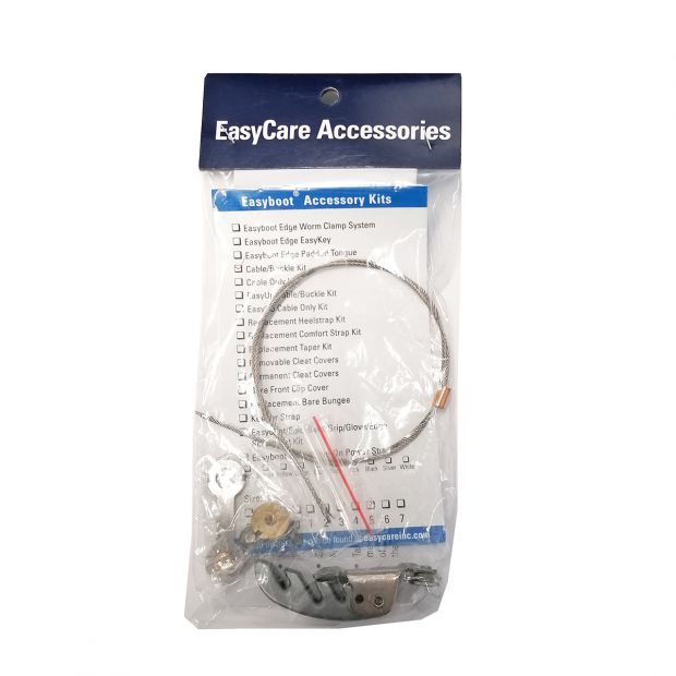 Easyboot Cable Buckle Replacement Kit