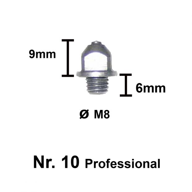 Tuna Stud 10-6 Professional 9 mm