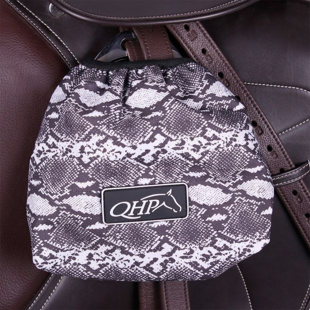 QHP Snake Stirrup Covers