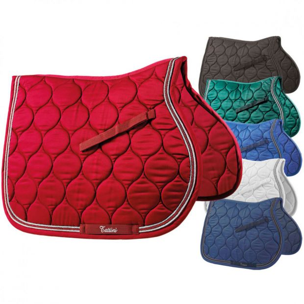 Tattini Triple Rope Saddle Pad