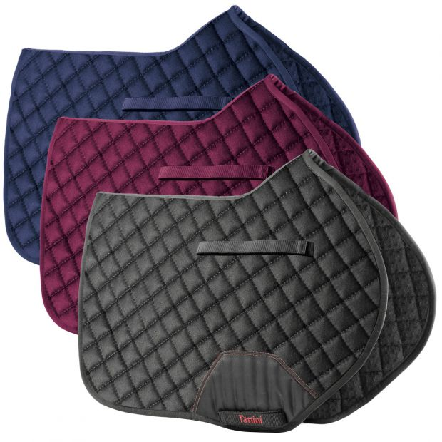 Tattini Shaped Saddle pad Jump/AP