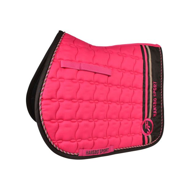 Hansbo HS Color saddle pad all purpose
