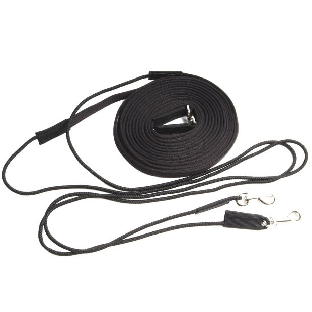 Equitare double lunging reins 16m