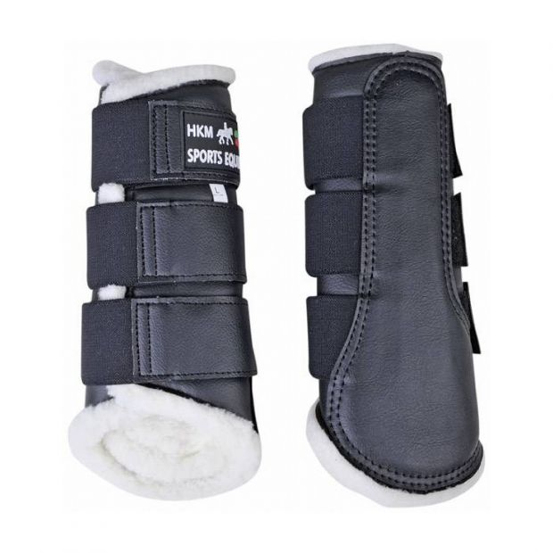 HKM Comfort Protection Boots pair