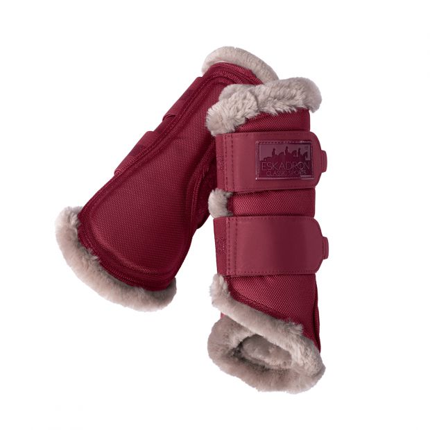 Eskadron Classic sports Faux Fur boots pair