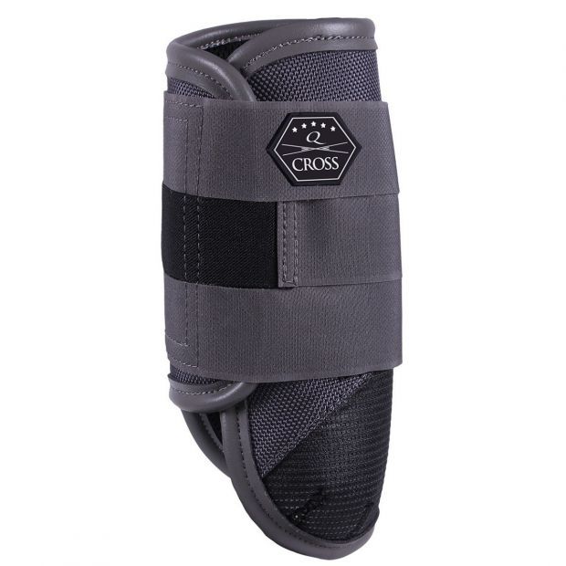 QHP Technical Eventing boots front