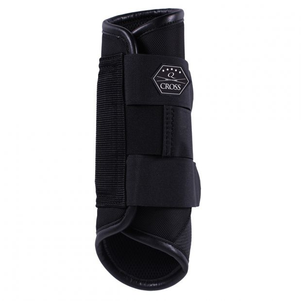 QHP Technical Eventing boots hind