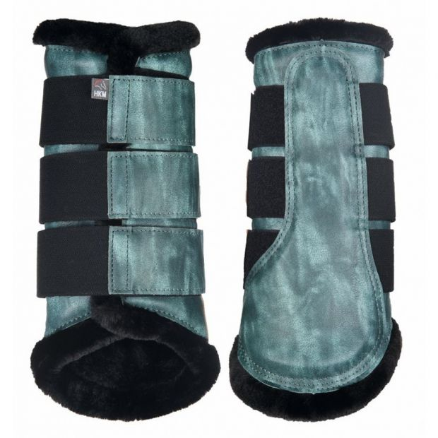 HKM Comfort Illinois Protection Boots pair