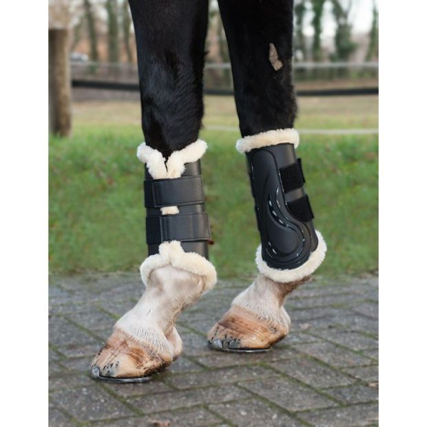 HKM Comfort dressage protection Boots