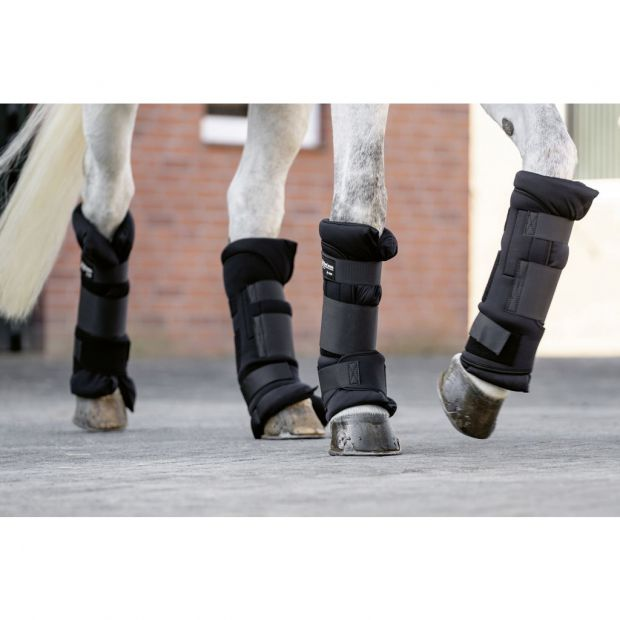 HKM Mr. Feel Warm Infrared stable protection boots