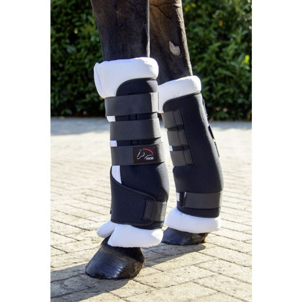 HKM Supersoft stable protection boots