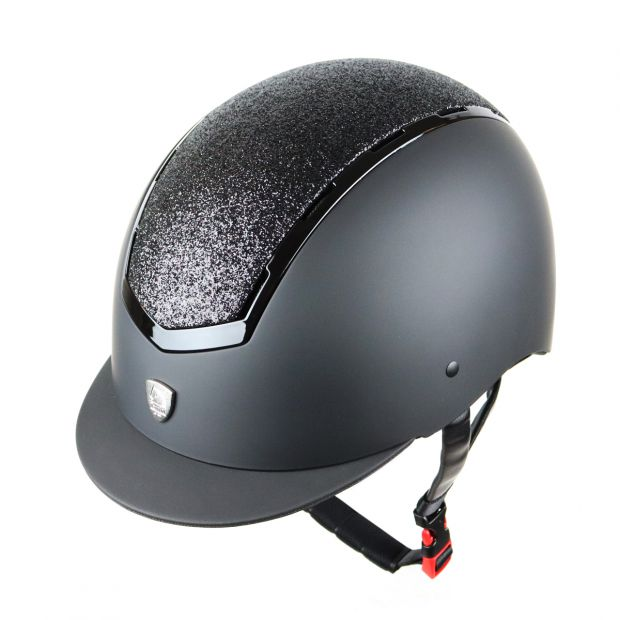 Tattini Abs Glitter Riding helmet adjustable